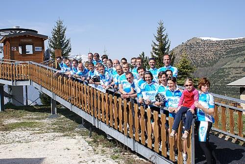 De bedwingers van de Alpe d'Huez